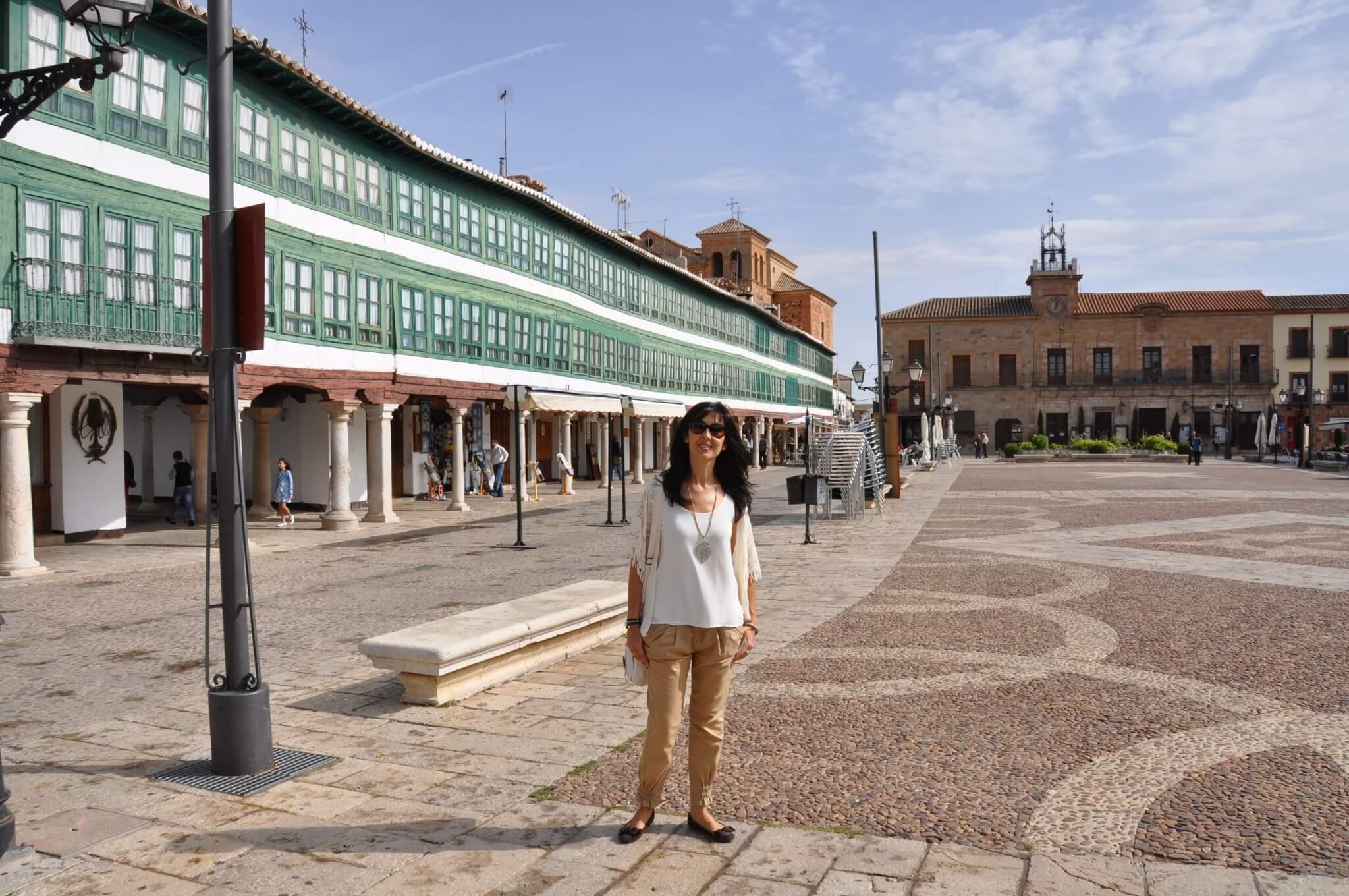 Mis viajes Almagro, Ciudad Real