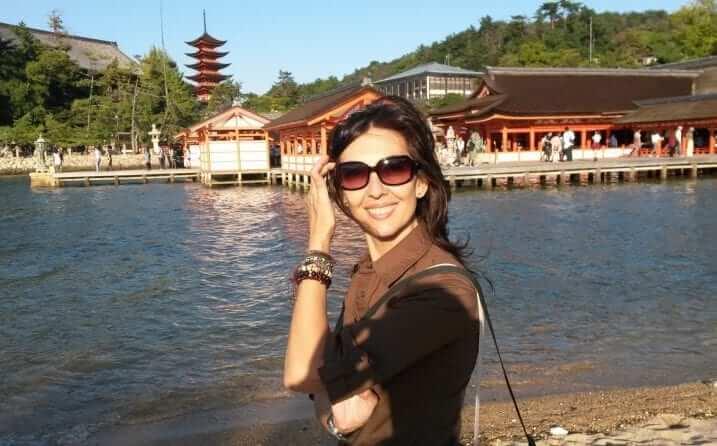 Viajar a los 40 Japón