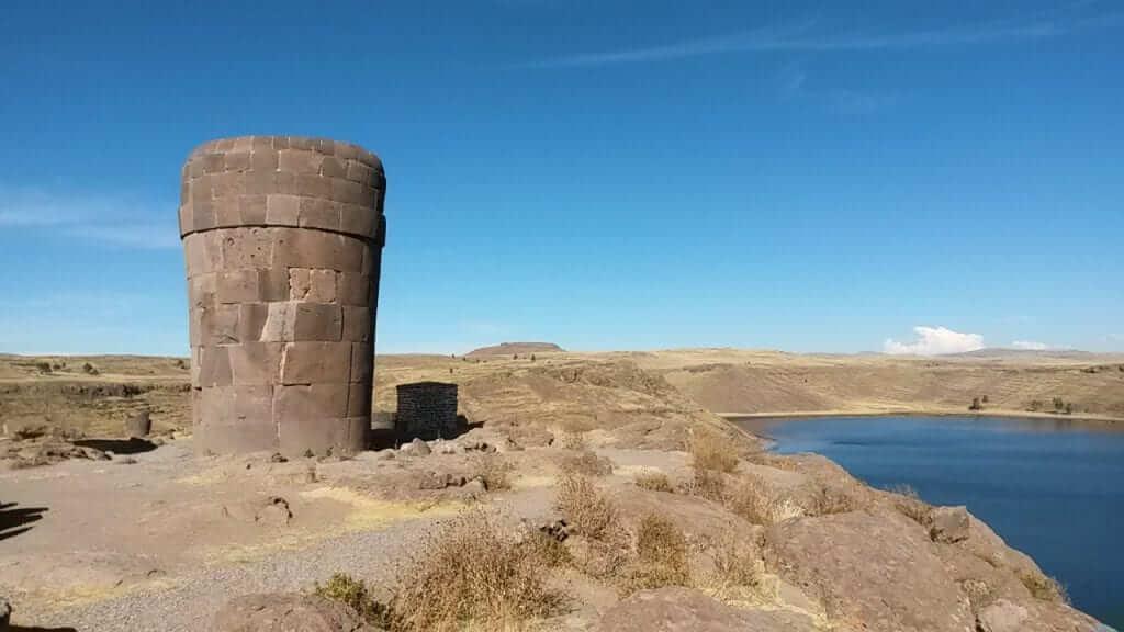 Guía de viaje de Perú Sillustani