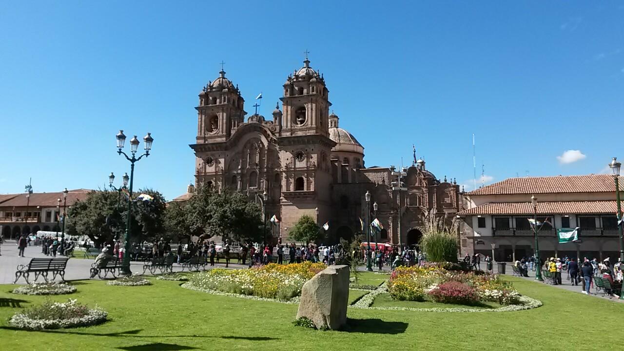 Guía de viaje de Perú Plaza de Armas de Cusco