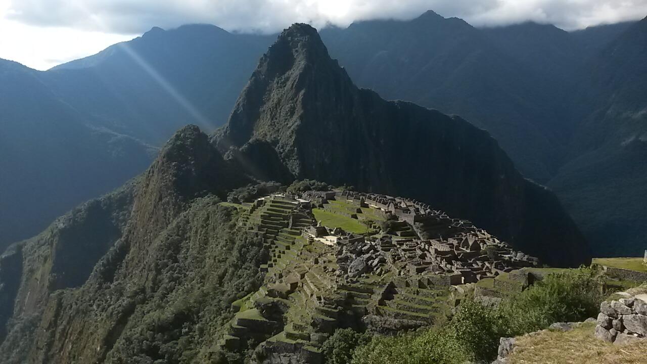 Guía de viaje de Perú Machu Picchu