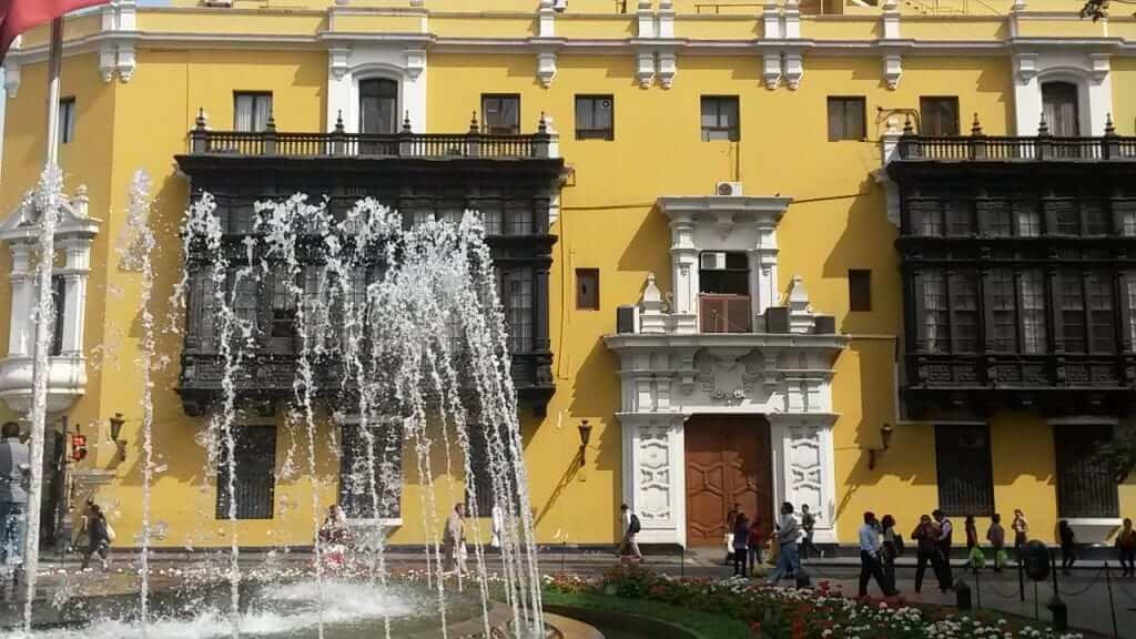 guía de viaje de Perú Lima