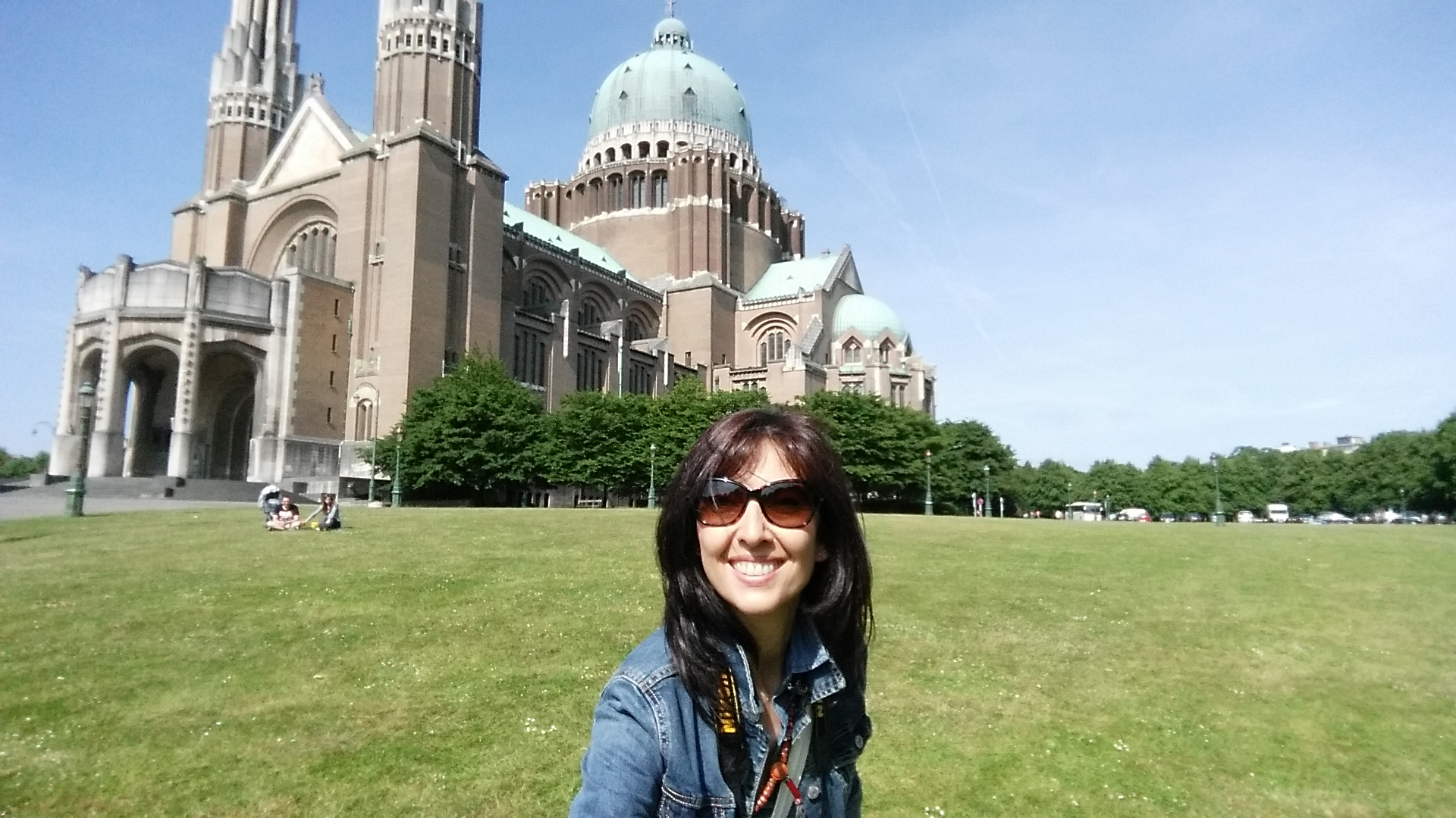 Mis viajes Basílica del Sagrado Corazón Bruselas