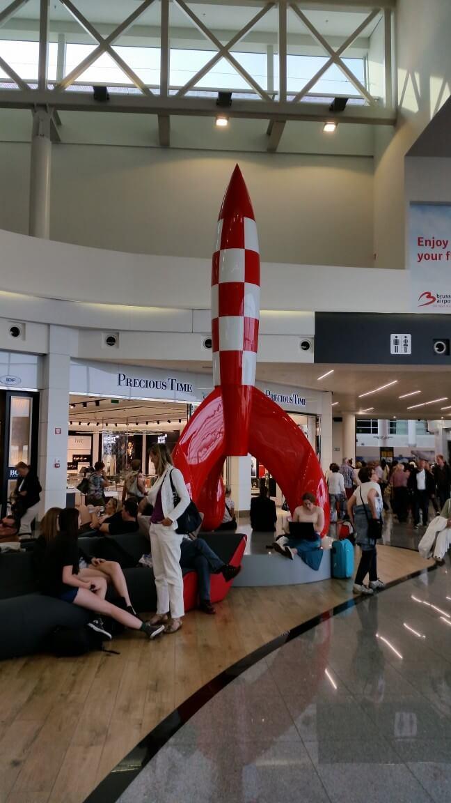 Aeropuertos de Bruselas