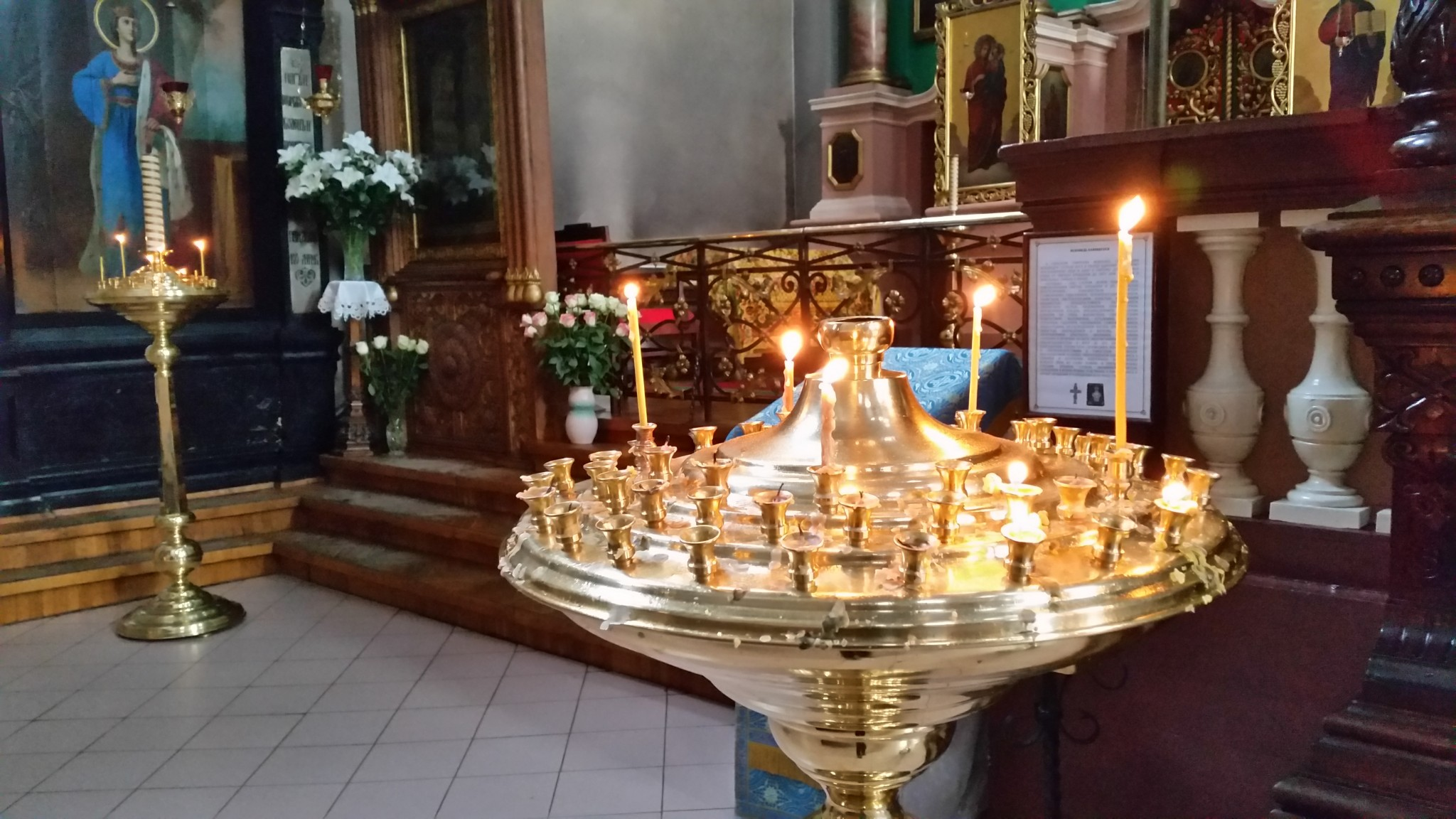 Iglesias ortodoxas Espíritu Santo Vilnius