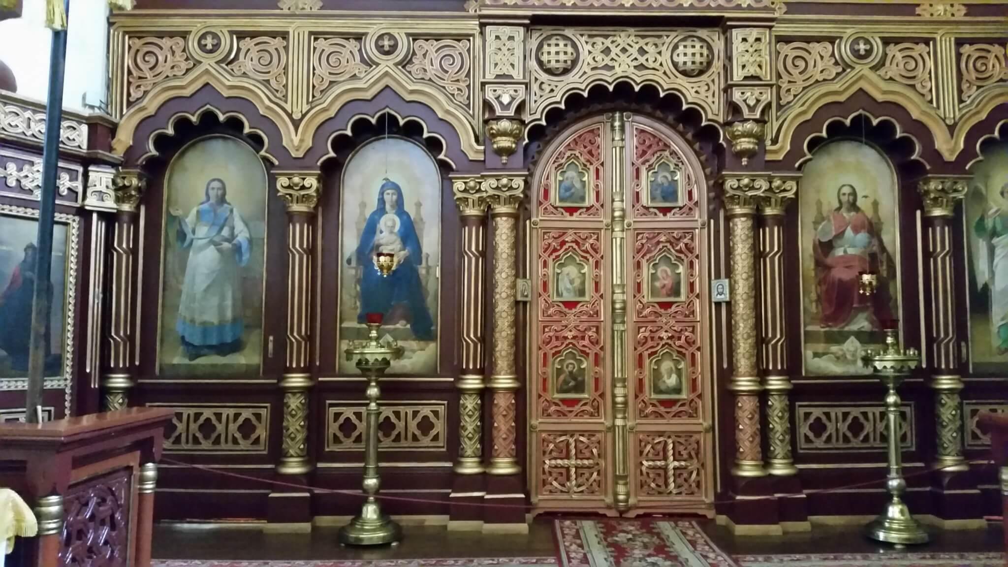 Iglesias ortodoxas Vilnius