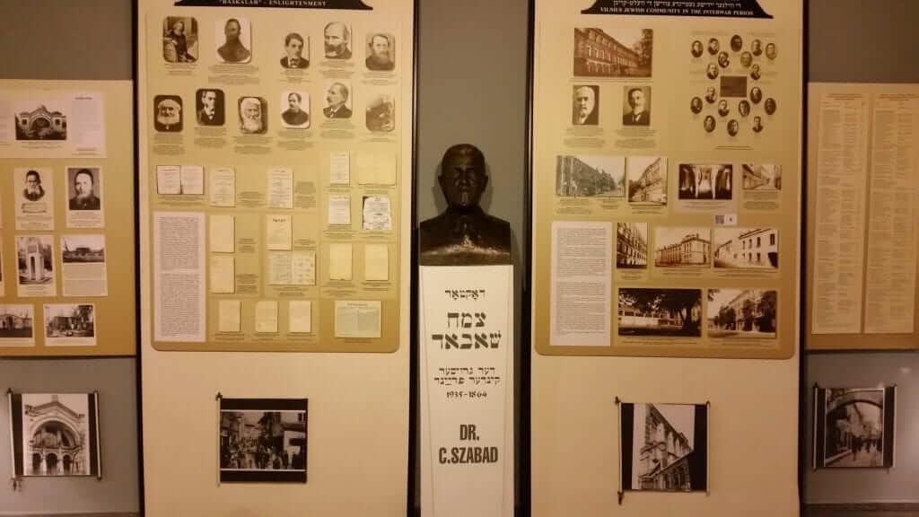 Museo del Holocausto Vilnius