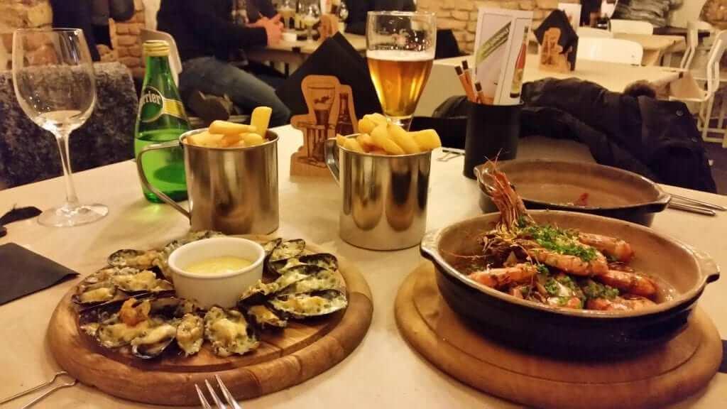 Vilnius Restaurante Rene