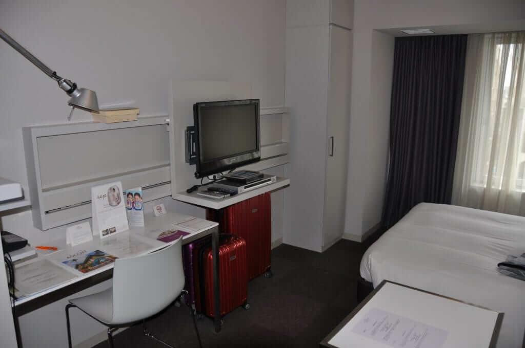 Hoteles en Japón CITADINES SHINJUKU TOKIO