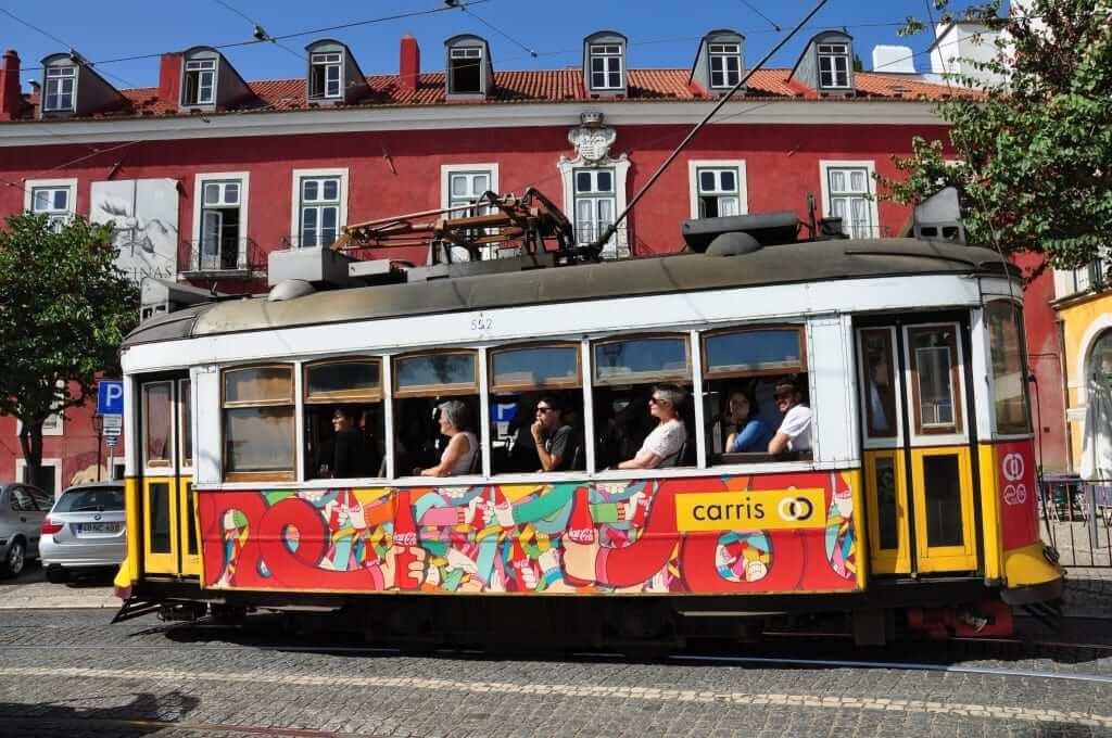 Guía de Lisboa Travía de Lisboa