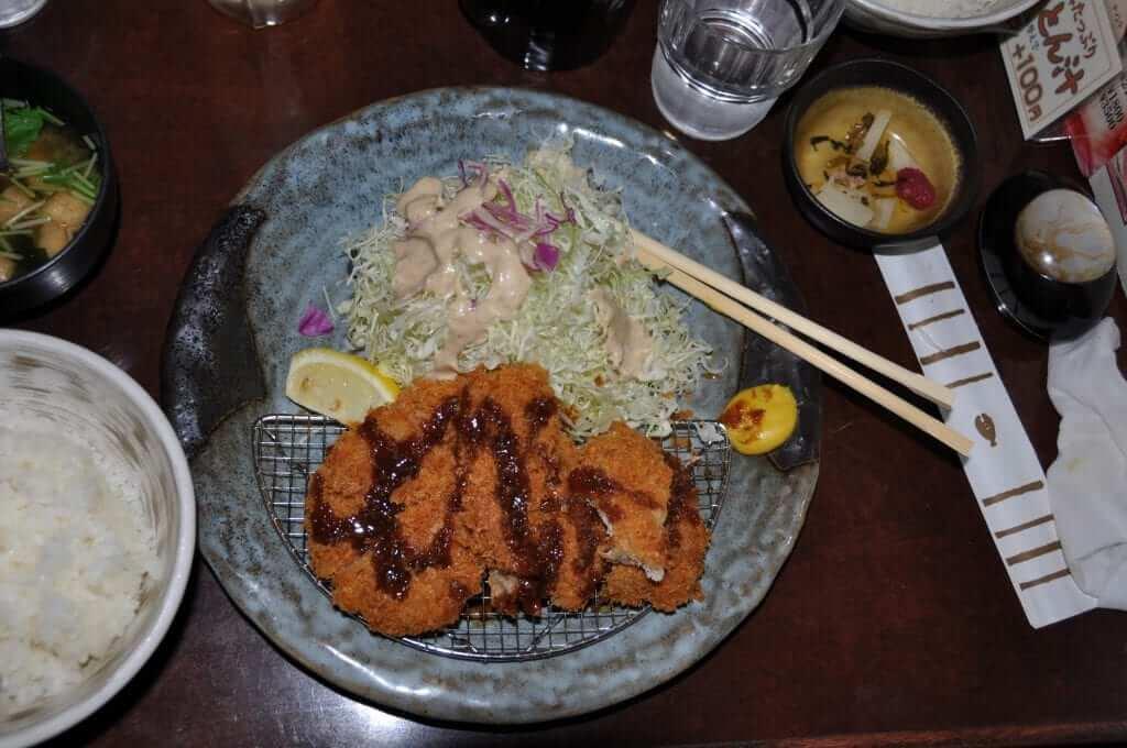 Japón Tonkatsu