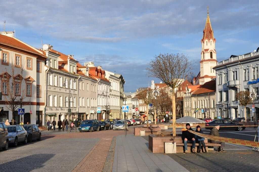 Que ver en Vilnius