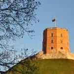 Lituania Torre Gediminas Vilnius
