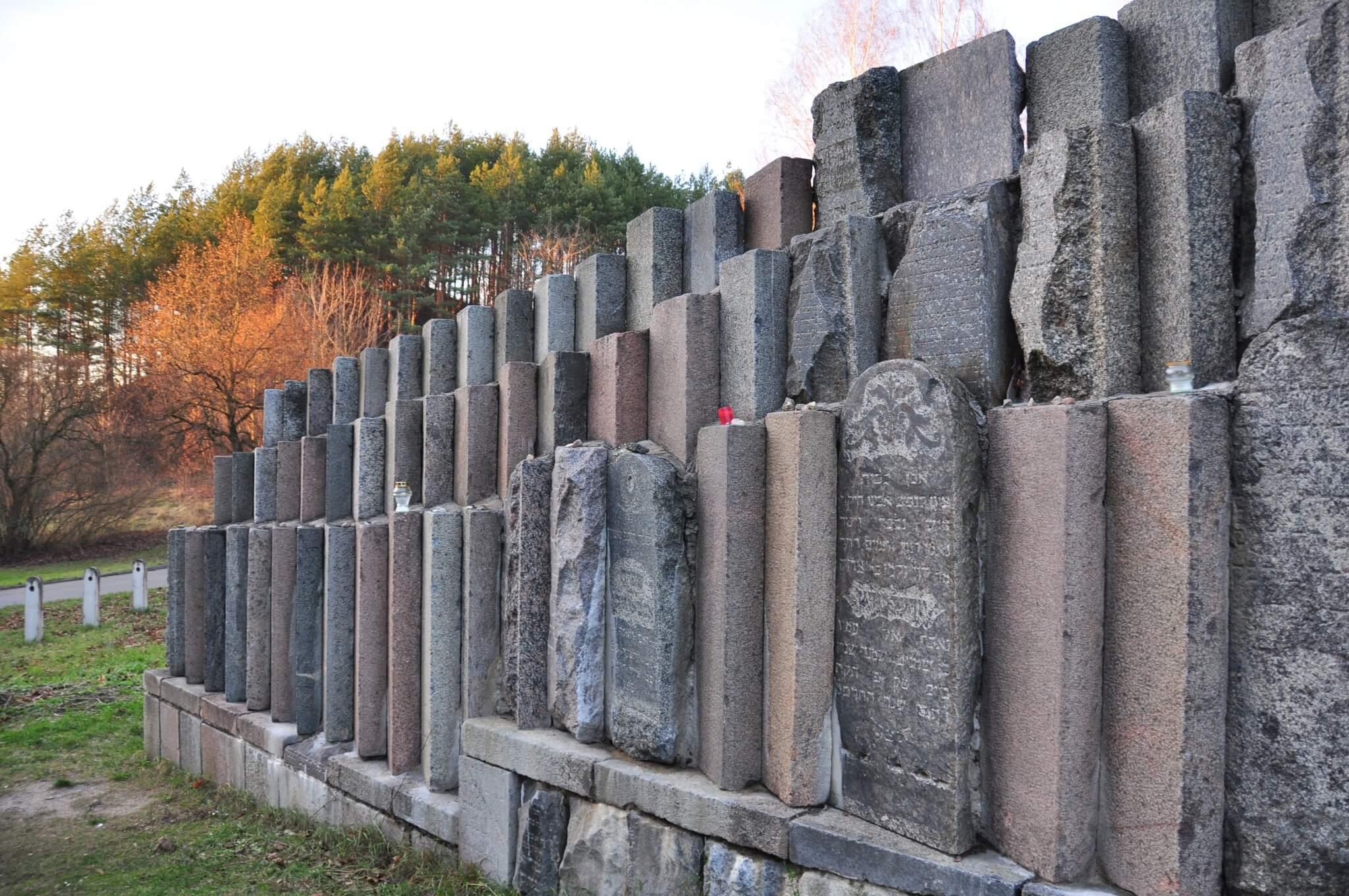 Jerusalén del norte Cementerio judío Vilnius