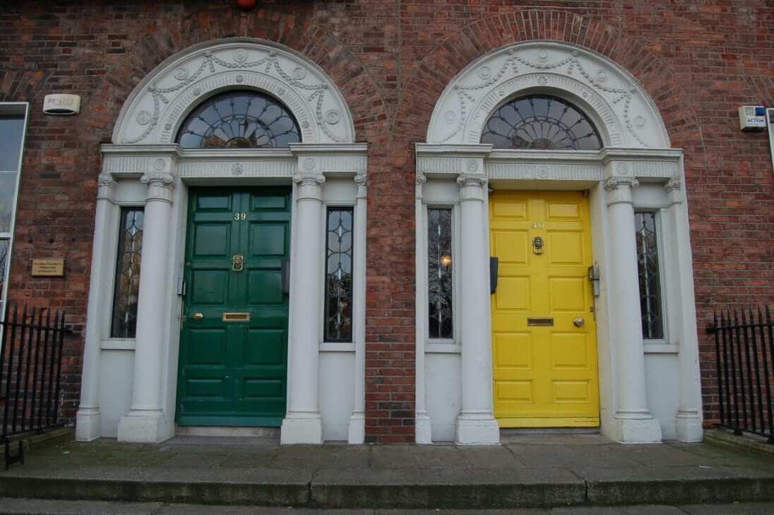 Colores de Dublín