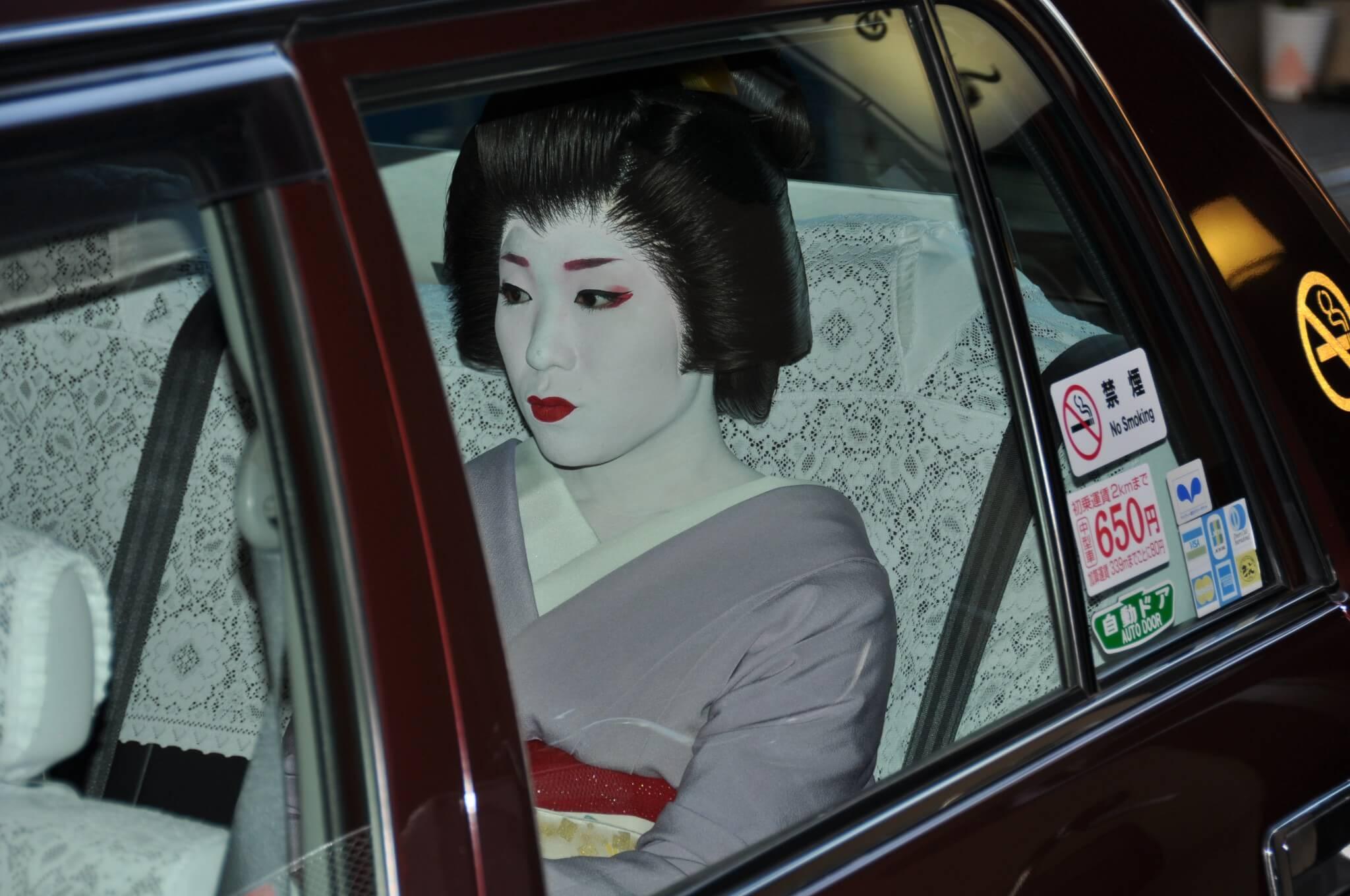 Kioto Geishas