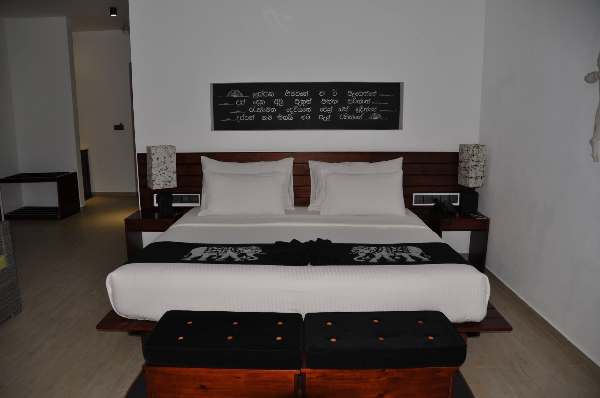 Mochilera Hoteles Sri Lanka