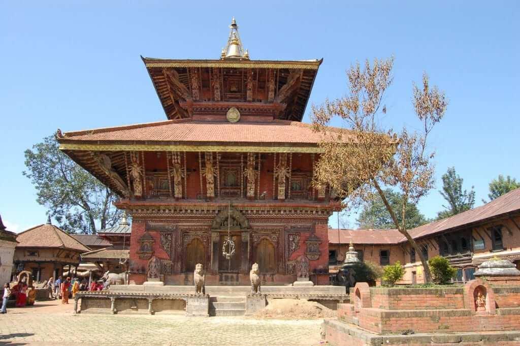 Nepal más allá de Katmandú Changu Narayan