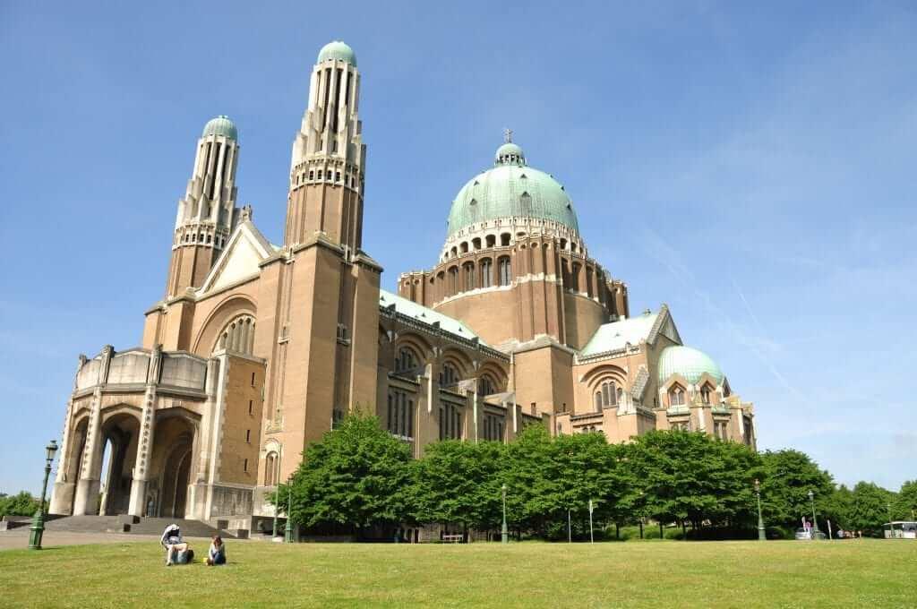 Basílica del Sagrado Corazón Bruselas