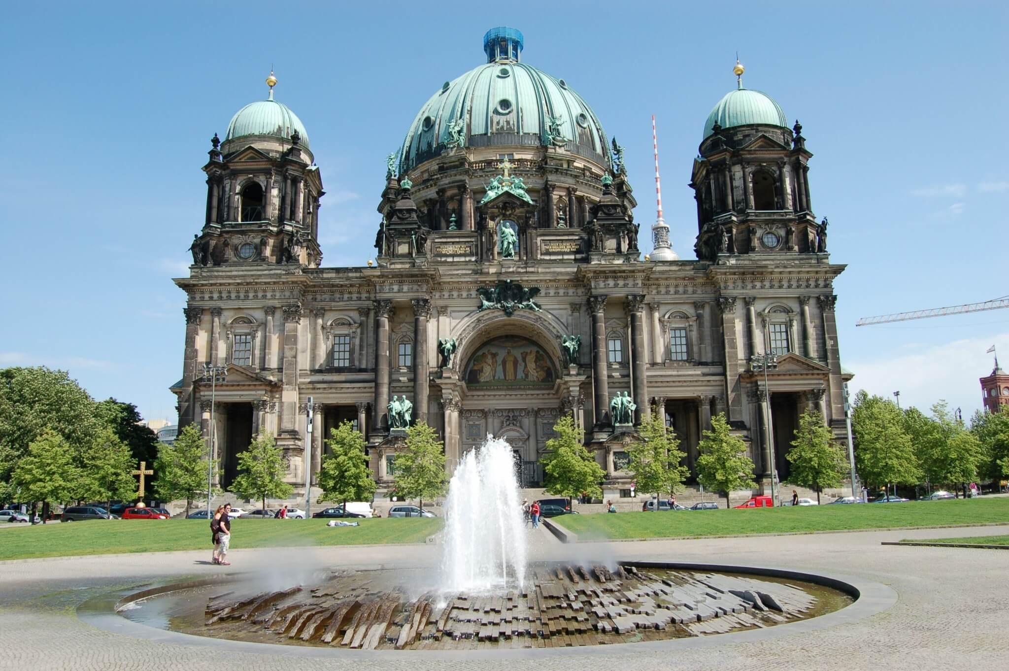 Berlín Catedral de Berlín
