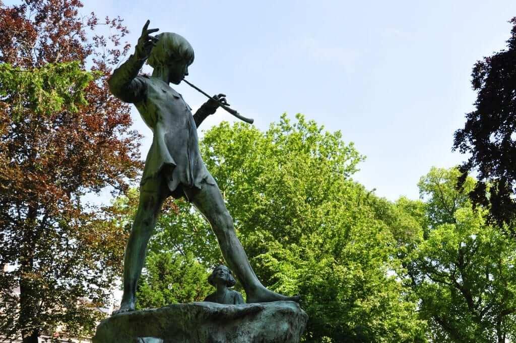 Bruselas imprescindible Parc du Palais d'Egmont