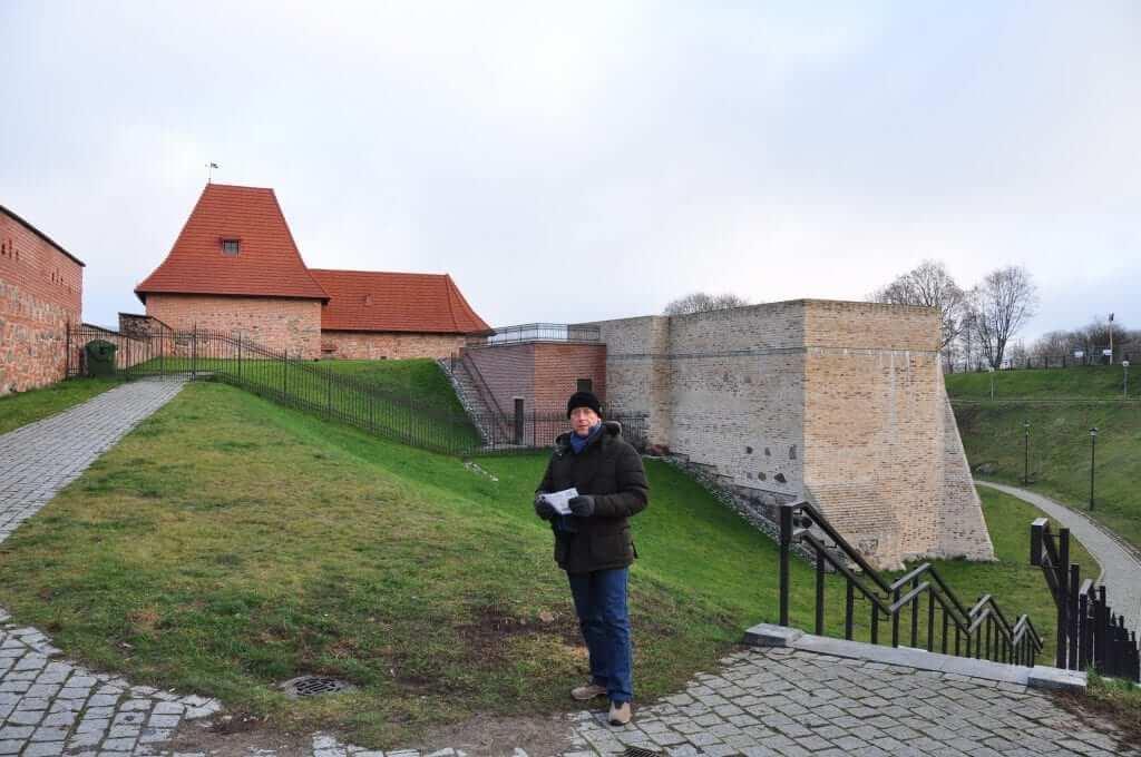 Vilnius Bastión de la Artillería