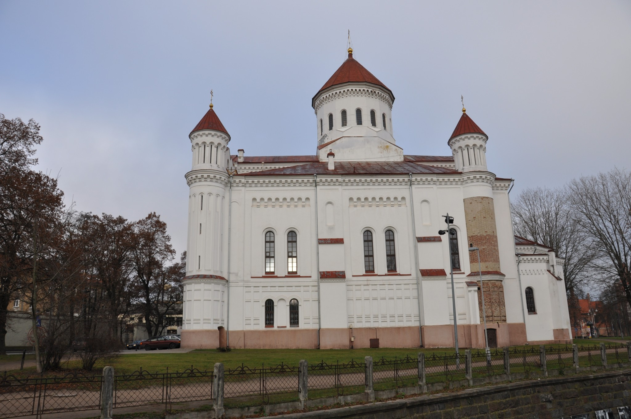 Iglesias Ortodoxas de la Madre de Dios Vilnius