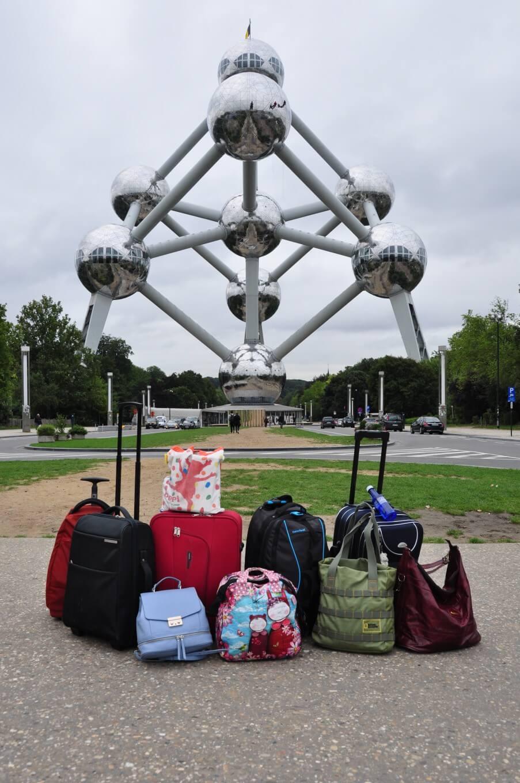 Bruselas con amigas