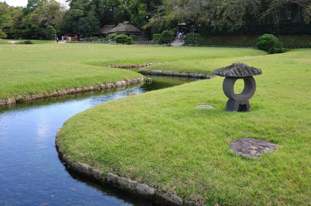 Koraku-en Okayama Japón