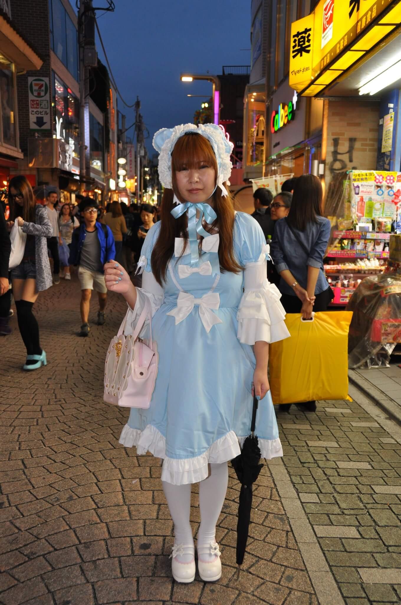 Japoneses Tokio