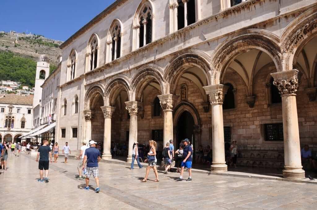 Dubrovnik Palacios