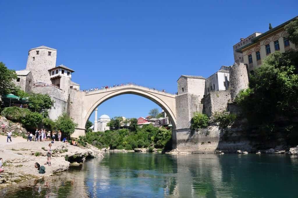 Guía de Mostar