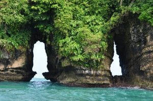 Isla de los Pájaros, Bocas del Toro