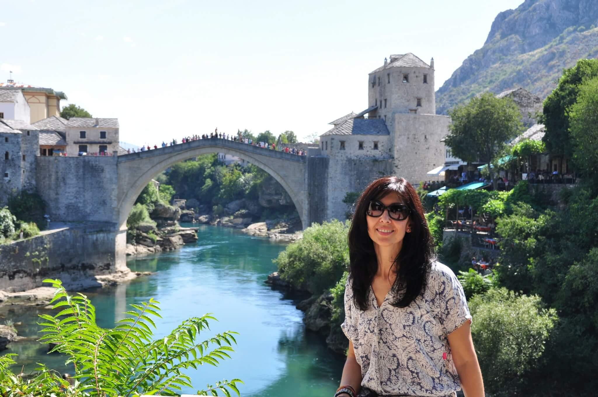 Mis viajes Mostar Bosnia