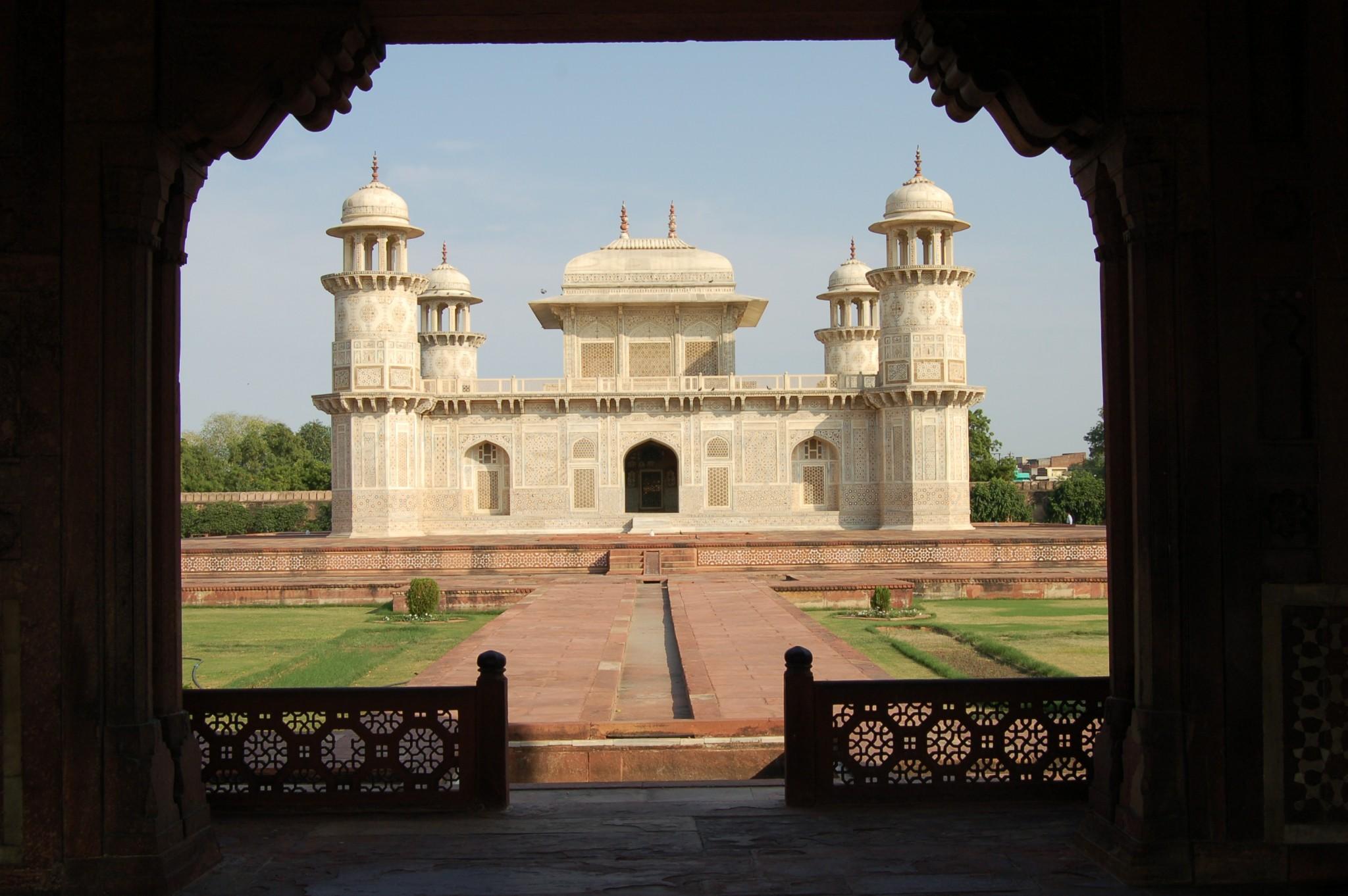 Agra Itimad Al-Daulah