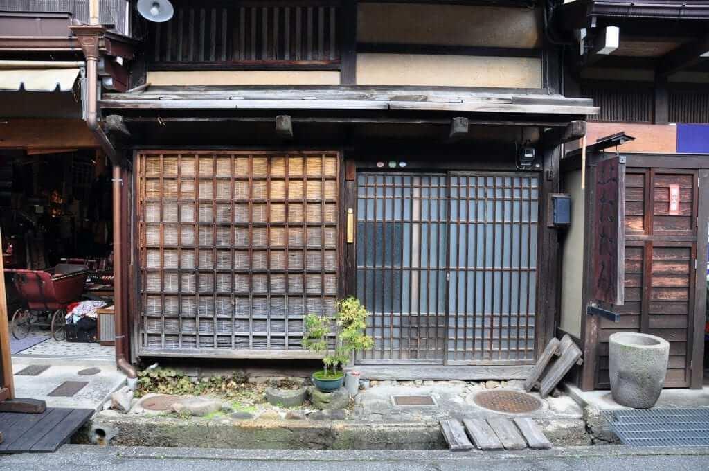 Japón Casa tradicional japonesa Takamaya