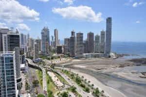 Skyline de Ciudad de Panamá