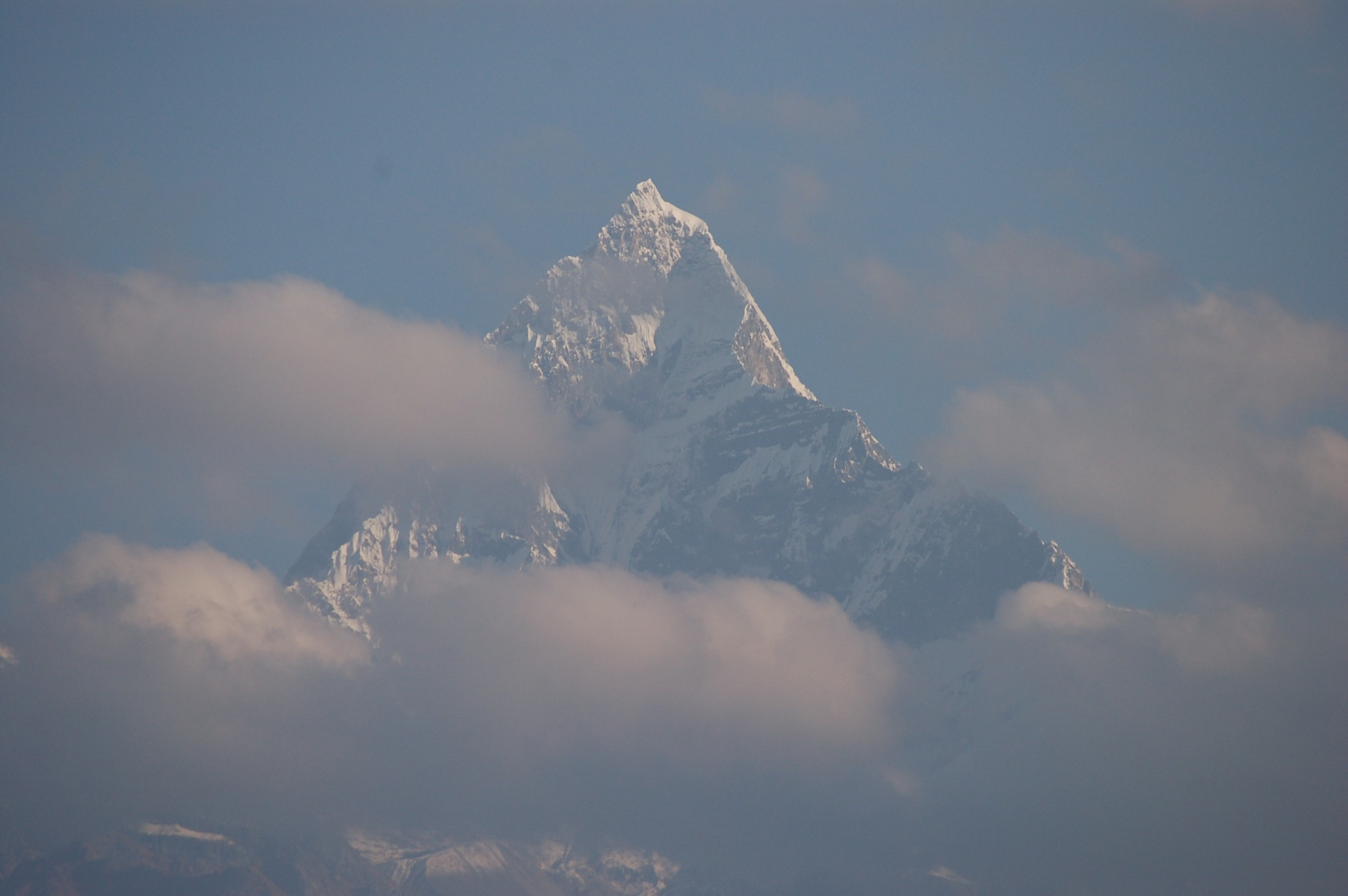 Nepal Macchapuchhare