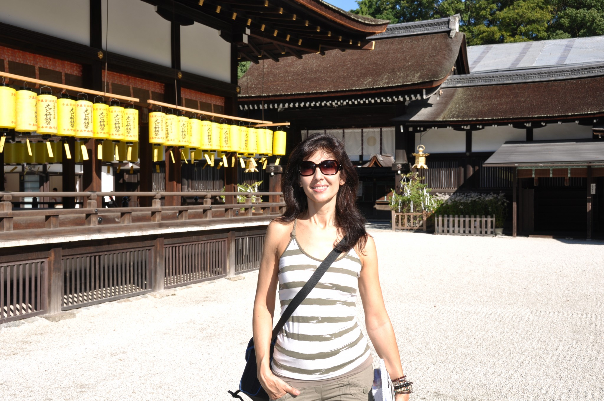 Kioto Shimogamo-jinja