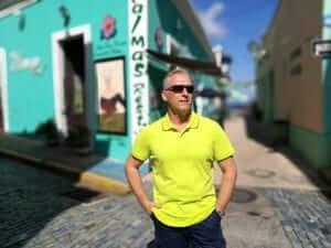 Paseando por San Juan