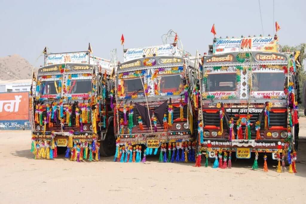 Cosas que no te gustarán en India - El tráfico