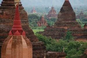 Pagodas de Bagán