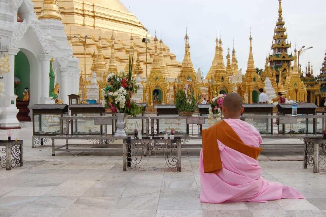 Shwedagon paya, Yangón