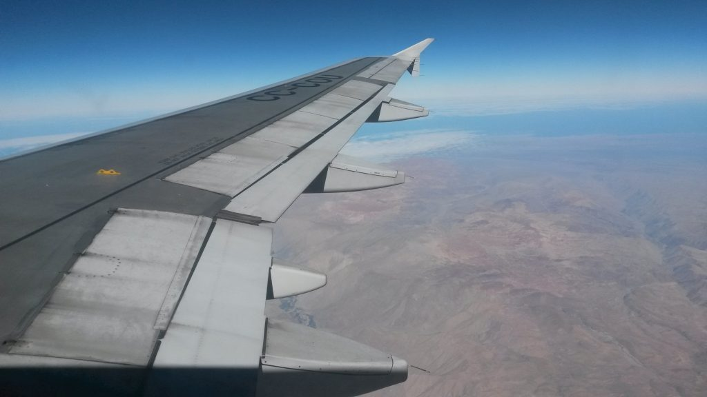 Arequipa Aviones en Perú