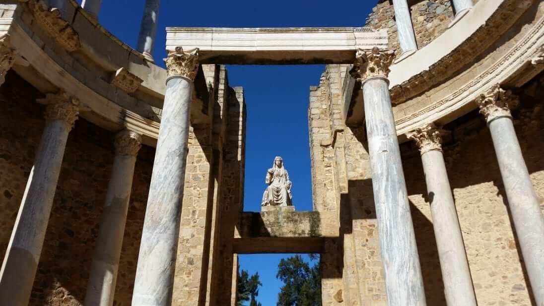 Mérida Teatro romano