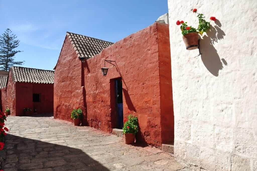 Arequipa Monasterio de Santa Catalina