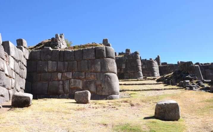 Ruinas incas Cusco