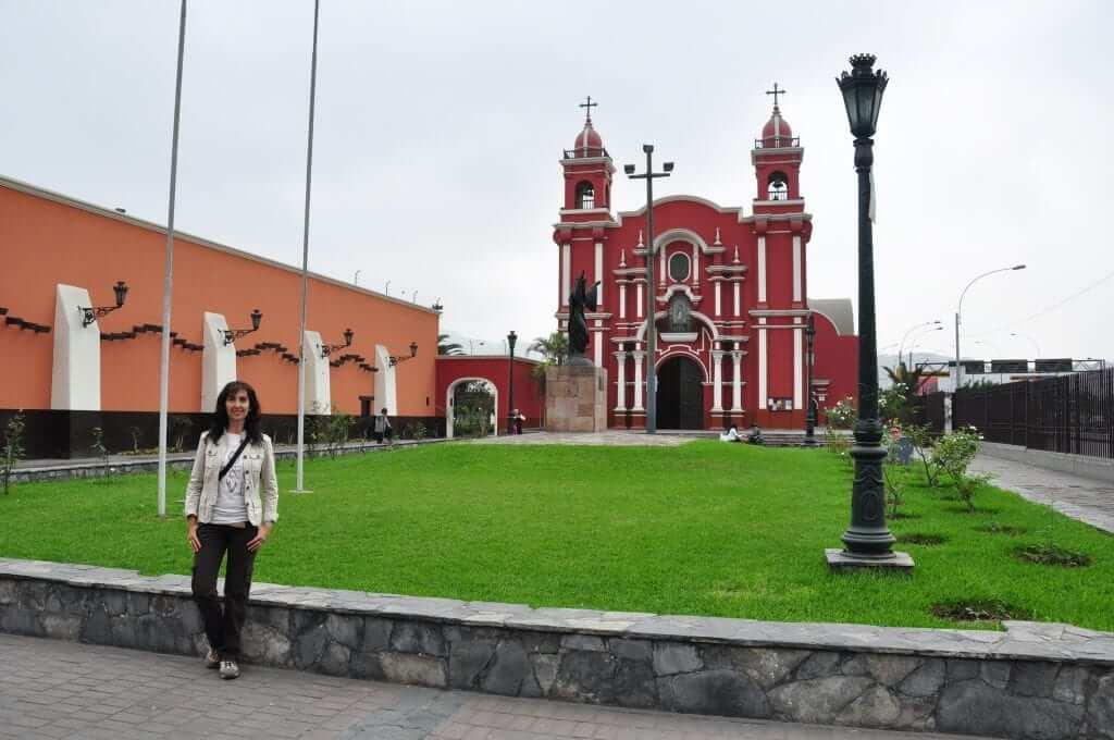 Lima Santa Rosa de Lima