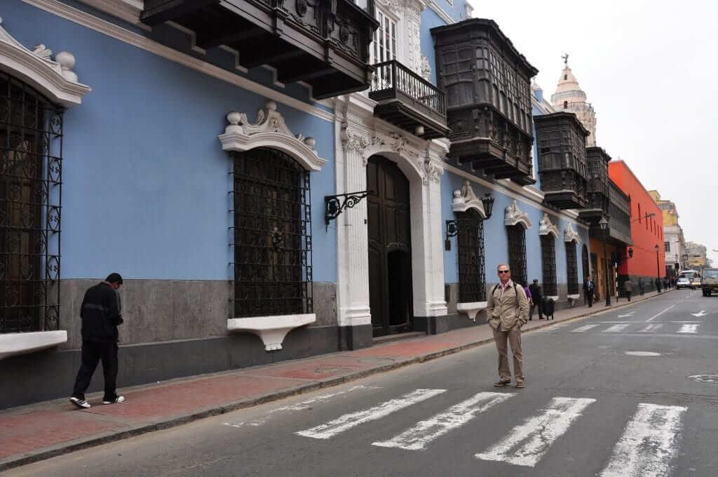 Lima Ciudad colonial