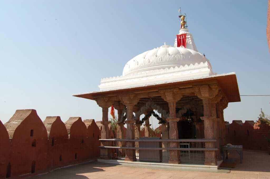 Fuerte de Jodhpur Templo de Chamunda Devi